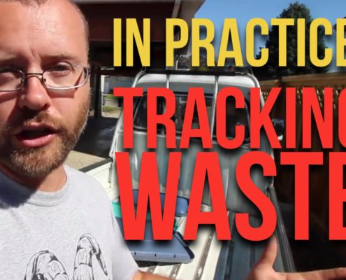 Tracking Waste